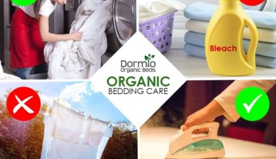 FAQ about Organic Bedding Care