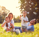 Family Bubbles