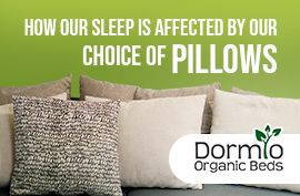 How Our Sleep Is Affected by Our Choice of Pillows