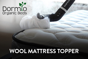 How to Clean and Care for Your Wool Mattress Topper