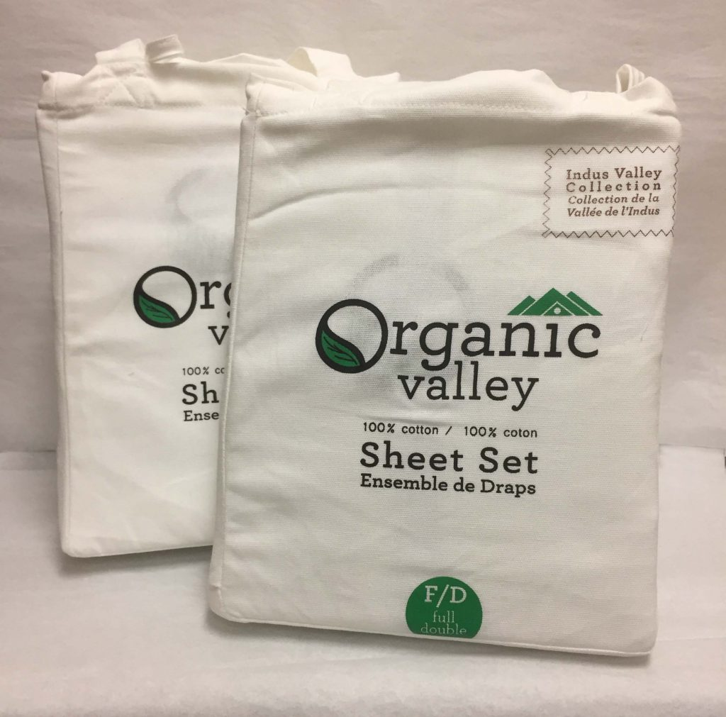 Organic Valley Sheet Set